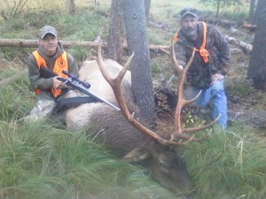Southfork Outfitters Inc.  Montana Late Season Bull Elk