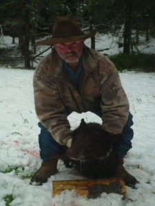 Southfork Outfitters Spring Bear 2013